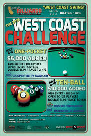 the 2016 west coast swing of pool