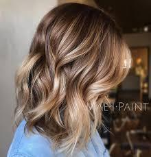 Brown Hair Highlights Ideas