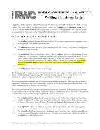 Business Letters Salutations Format For A Scholarship Essay