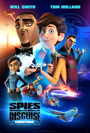 Spies in Disguise - Wikipedia
