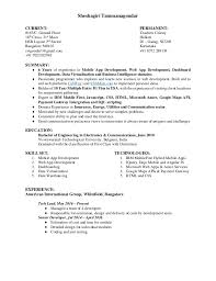 Gmdss Radio Operator Sample Resume Magnificent Gallery Of Resume Data Warehouse Resume Examples Iti Motor