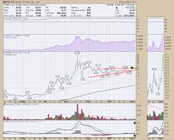 Technician Stock Charts Someone Is Lighting Up Marijuana Stocks Weed To The