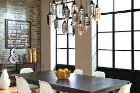 chandelier height above table lights over dining room pendant by lighting coffee standard he