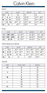 Calvin Klein Jeans Missy Plus Performance Denim Size