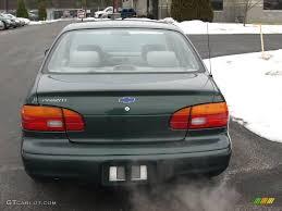 2002 Green Metallic Chevrolet Prizm #24753417 Photo #5 | GTCarLot ...