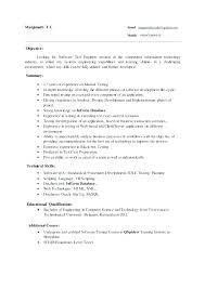 Database Testing Resumes Database Testing Resume Web And Database Testing Mobile Email