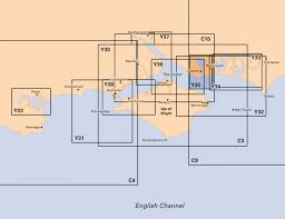Marine Chart Portsmouth Harbour Y35 Portsmouth Harbour And Approaches Imray Chart