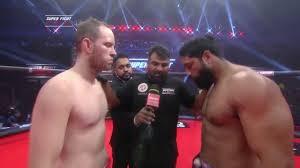 Super Fight League | Wesley Welch vs Sandeep Dahiya | SFL - YouTube