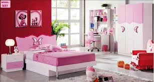 pink and white bedroom furniture. Bedroom Sets For Girls Pleasing Design White And Pink Full Size Bed Set Modern Girl Being Furniture