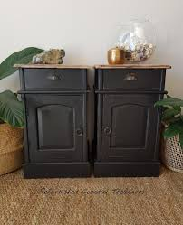 Pin by Sarah Milway on Bedsides in 2020 | Teak bedside table, Pine bedroom  furniture, Refinishing furniture