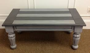 Distressed Coffee Tables Painted Painting Ideas Table Home Design 4