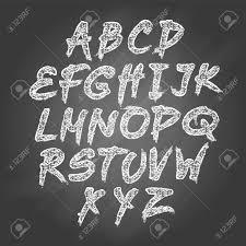 チョークのベクトル イラスト スケッチ黒板背景に文字