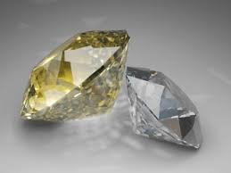 Yellow Diamond Vs White Diamond Diamond Color Guide Lovetoknow