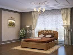 Резная <b>кровать Афина</b> - мебель из дерева от производителя