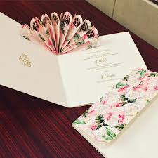Weding Card Designs 20 Unique Creative Wedding Invitation Ideas For Your 2019