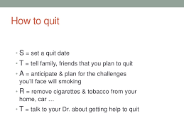 smoking presentation prevalence of cigarette smoking 14 how to quit