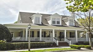 Victorian Homes Plans With Porches Old Southern Home Wrap Around House  Porch Era Q: ...