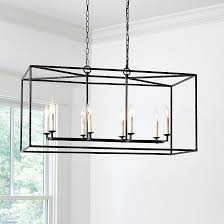 rectangular pendant light fixtures lovely hadley 8 ballard designs interior design 5