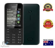 nokia 208. nokia 208 1.3mp 3g blue tick radio unlocked button cheap mobile phone black nokia