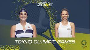 Women's Olympic Tennis First Round ...