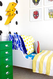 Superheroes Bedroom Superhero Toddler Room Reveal Project Nursery