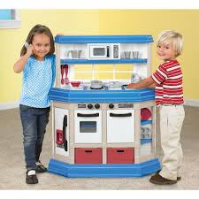 back pack basic play kitchen contains on american plastic toys cookin with 22 accessories