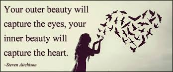 Quote Inner Beauty Best of Inner Beauty Vs Outer Beauty Reflection Of Innerself