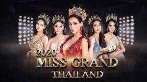 Miss Grand Thailand 2020 - Spot Promo - YouTube
