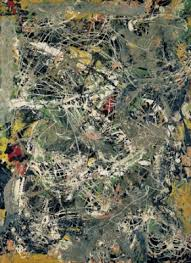 painting and performance abstract critical 1949 acirccopy fondation beyeler riehen basel jackson pollock bus 2012