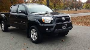Used 2012 Toyota Tacoma with TRD Sports Package for Sale in ...