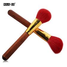 new 2 style super soft angled round contour sculpting brush goat hair premium contouring brush