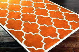 blue and orange rug orange and grey rug burnt orange rug burnt orange rug home interior