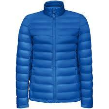 <b>Куртка женская Wilson</b> Women, ярко-синяя (артикул 02899241 ...