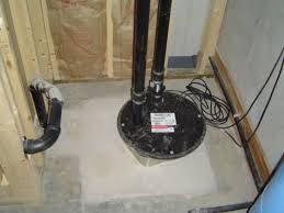 installing a basement bathroom. Amazing Basement Bathroom Plumbing Pump Install Finished Installation Installing A