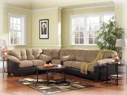 Ashley Furniture 359 00 Carson Cocoa Sectional