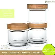 glass jars whole whole glass storage jar glass storage herb storage jars recycled glass glass jars