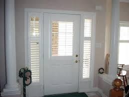 glass front door coverings s glass front door treatment ideas