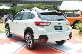 2018 subaru xv philippines price. wonderful philippines representing the first full model change since its introduction in 2012  subaru xv becomes second subaruu0027s stable designed on new  and 2018 subaru xv philippines price