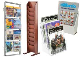 Wholesale Magazine Holders Beauteous Brochure Holders Literature Racks Flyer Stands