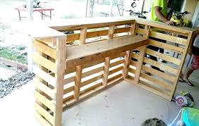pallet wood bar pallet bar designs pallet bar to inspire you on how to make bar pallet wood bar