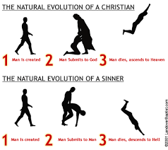 Our Stand On Natural Evolution Graphic Chart