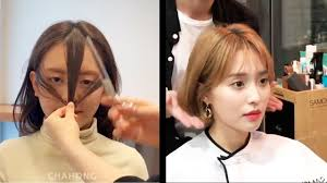 15 Gorgeous Korean Haircutsقصات غره كوريهقصات غره للشعر القصير والطويل