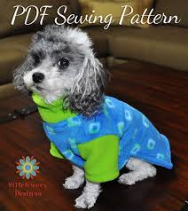 Dog Sweater Sewing Patterns