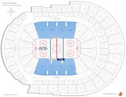 Bridgestone Arena Fan Zone Hockey Seating Rateyourseats Com