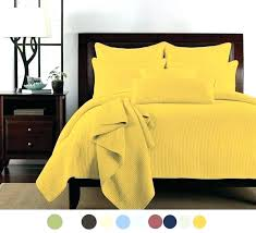 mustard yellow duvet cover king st