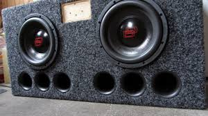 diy build subwoofers enclosure dd audio led light youtube car audio box building software at Car Audio Box
