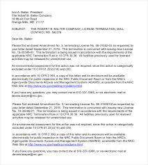 23+ Free Termination Letter Templates - Pdf, Doc   Free & Premium ...