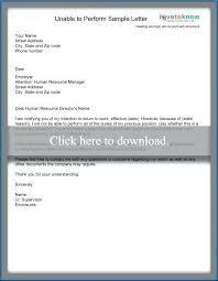 Job Letter Template From Employer Job Reinstatement Letter Template Kazakia Info