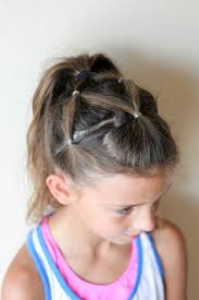 Cute Ponytail Hairstyles 27 Best 24 Cute Little Girl Hairstyles Ma Nouvelle Mode