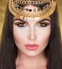 enchanting egyptian eye makeup tutorial